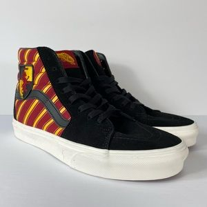 Vans x Harry Potter Sk8-Hi Gryffindor Sneakers